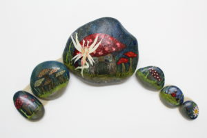Magic Flip Stones by Dianne Stephens