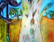 Australian Tree by Gerry H