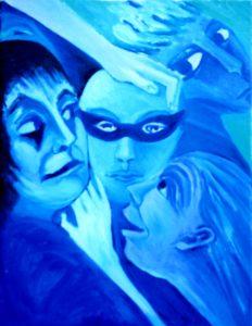 Make me a Mask by Maureen Oliver