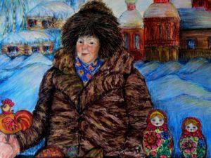 Russian Market by Alena
