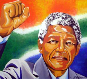 Mandela Madiba by john anderson