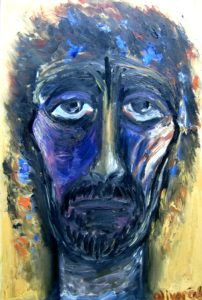 Man of Sorrows by Maureen Oliver
