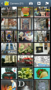 Camera (21) : Foto-Mosaic Grid by Luc(e) Raesmith