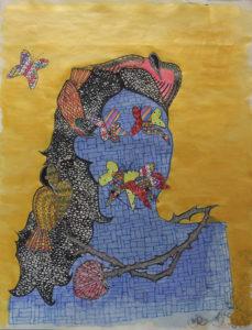 Gold Head by Monroe