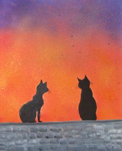 mary_cats by Sue Lyons