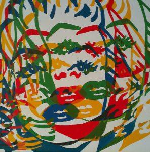 Marilyn Monroe by john anderson