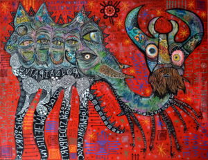 mataphantor_fills_the_void_with_sin by greg bromley