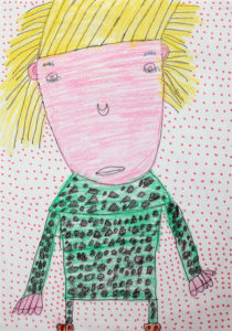 Self Portrait (2) by Maureen Callahan