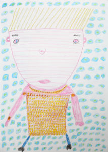 Self Portrait (4) by Maureen Callahan