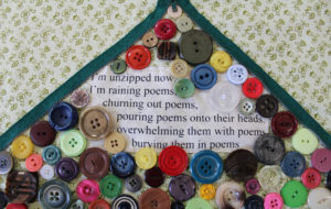 Zipped (detail) by Rosemary  McLeish