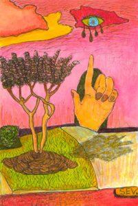 Melancholia Summer by John Severino