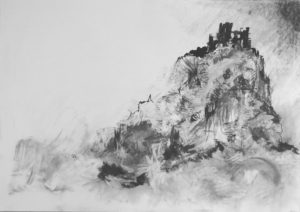 Memories of Dunnottar by Kate Simms