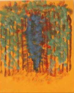 Men Like Trees Walking by Bernadette Quinn