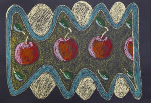 Apple Crown by Zelda M