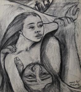Leave Me by Maureen Scott
