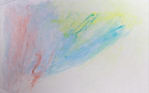 Blue/Green/Yellow/Red Study by David Ward