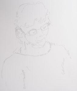 Figure Study 2 by Paul Donald