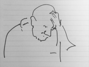 Figure Study 3 by Paul Donald