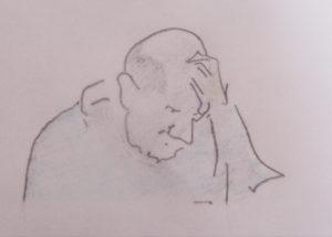Figure Study 4 by Paul Donald