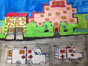 Hospital Trust by Mathew Hawkesworth