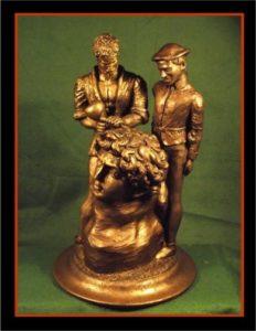 Michelangelo and Tommaso dei Cavalieri. UK LGBT History Month Project Exhibit by Kuriologist
