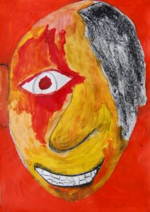Who am i? by Mick Bowen