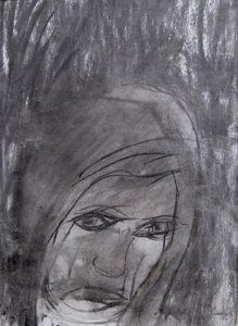 Sylvia Plath by Mick Bowen