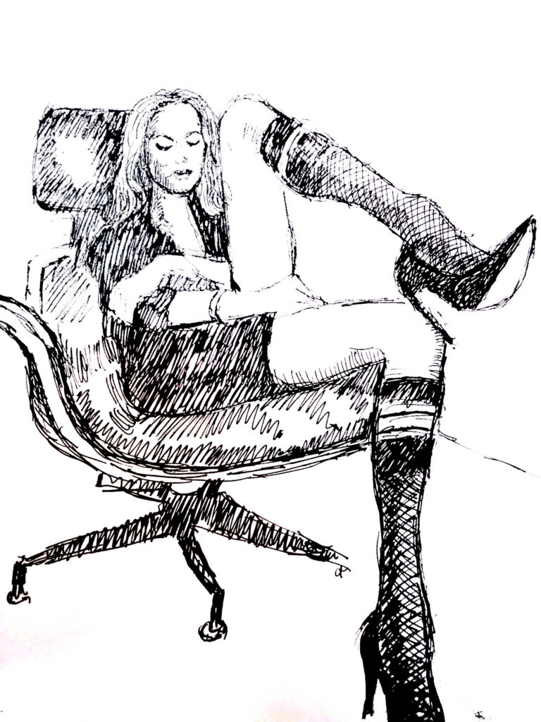 34279 || 2950 || Seated model girl || NULL || 4332