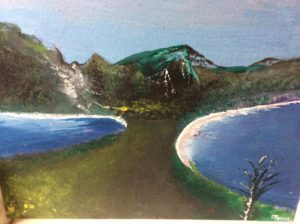 Koh Phi Phi viewpoint by Michael Spencer