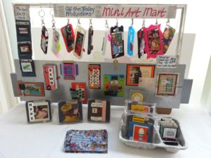 Mini Art Mart by Luc(e) Raesmith