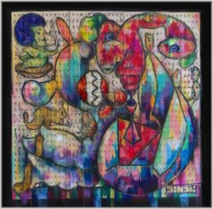 Mockangel by Howard B. Johnson Jr.