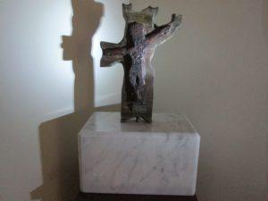 Modern Crucified Christ by stella