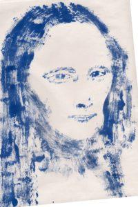 Mona 'Olya' Lisa by Brian Witty