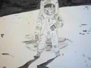 Moonwalk by Maximillian