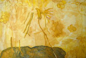 Moors in Bloom by Margaret Le Bas
