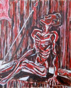 morituri te salutamus by John Pipere