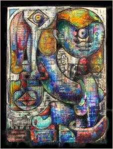 Mutton [Sold] by Howard B. Johnson Jr.