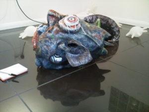 My Big Mad Head by Artichrist