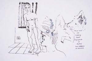 My Blue Nail Varnish by Tahel Littauer