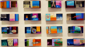 My life in 100 Matchboxes_Detail 3 by Ivan Riches