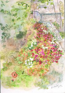 my_summer_garden by Lucy Ranger