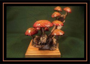 Mycology faux fungi by Kuriologist