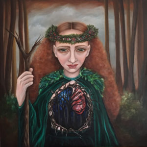 My Heart Is A Dark Forest by Elle Isolde