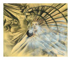 mystic_lady_1 by Reginald Harrison