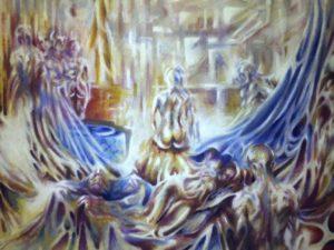 mystic spirit by Reginald Harrison
