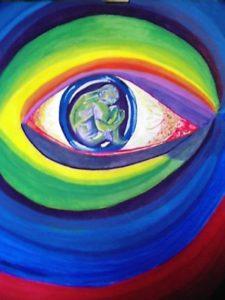 Trapped in a Psychodellic Dream by Tim Essex