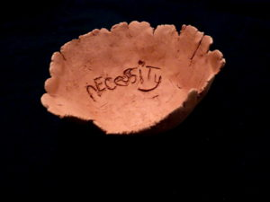 Necessity (part of 'HOW TO BE STRONG') by Nicola Field