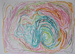 neil_barton__untitled_60_x_42_cm__pastel_on_paper by Neil Barton