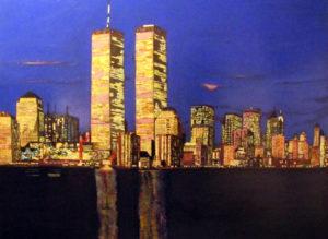 New York Sky Line by shjbudd