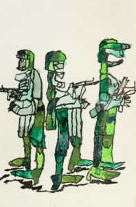 Soldiers of the War by Nicholas Selway